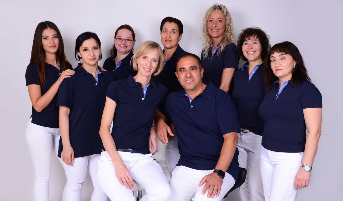 Team Praxis Dr Gül